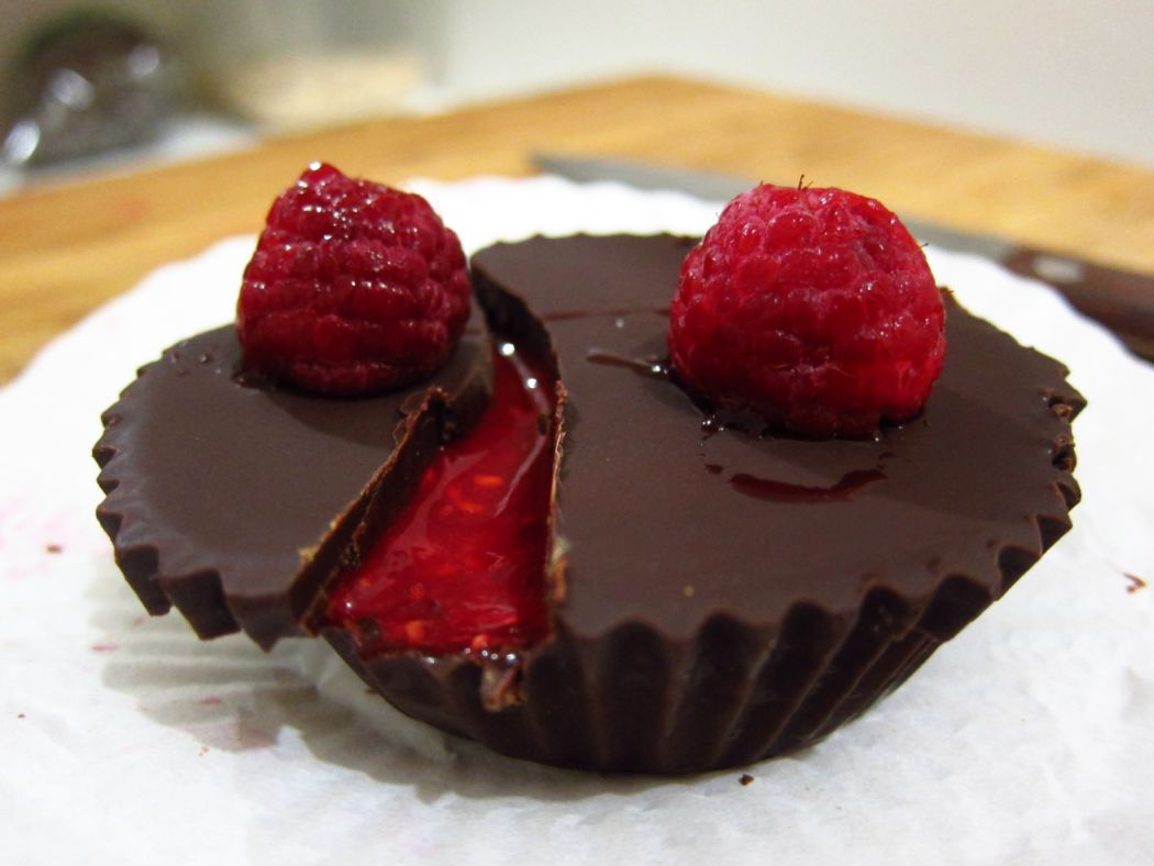 Chocolate And Raspberry Surprise Tales Of The Kitchen